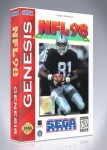Sega Genesis - NFL 98