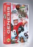 Sega Genesis - NFL Quarterback Club 96