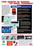 Sega Genesis - NHL '94 (back)