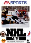 Sega Genesis - NHL '94 (front)