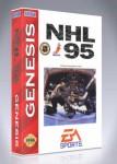 Sega Genesis - NHL 95
