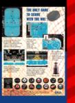 Sega Genesis - NHL Hockey (back)