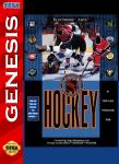 Sega Genesis - NHL Hockey (front)