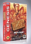 Sega Genesis - Operation Europe: Path to Victory 1939-1945