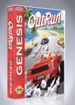 Sega Genesis - Outrun