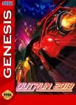 Sega Genesis - Outrun 2019 (front)