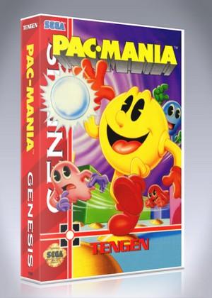Genesis - Pac-Mania