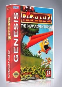 Genesis - Pac-Man 2: The New Adventures