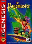 Sega Genesis - Pagemaster (front)