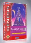 Genesis - Phantasy Star III