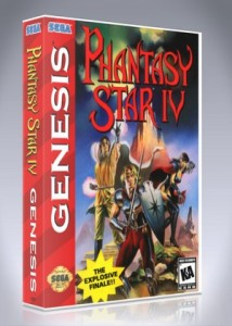 Genesis - Phantasy Star IV