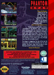 Sega Genesis - Phantom 2040 (back)