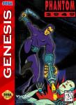 Sega Genesis - Phantom 2040 (front)
