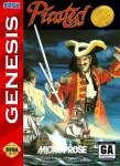 Sega Genesis - Pirates! Gold (front)