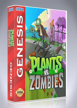Genesis - Plants vs. Zombies
