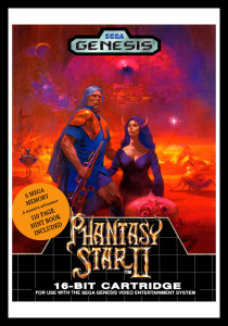 Genesis - Phantasy Star II