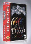 Sega Genesis - Mighty Morphin Power Rangers: The Movie
