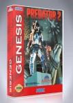 Sega Genesis - Predator 2