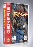 Sega Genesis - Primal Rage