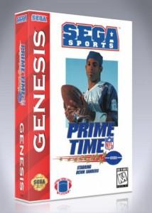 Sega Genesis - Prime Time