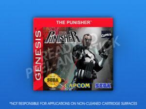 Sega Genesis - Punisher, The