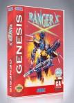Sega Genesis - Ranger X
