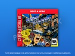 Sega Genesis - Rent A Hero