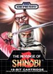 Genesis - Revenge of Shinobi (front)