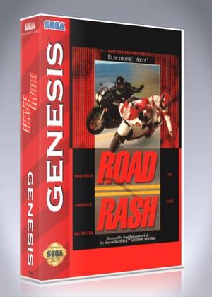 Genesis - Road Rash