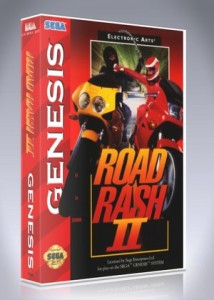 Sega Genesis - Road Rash II
