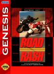 Genesis - Road Rash (front)
