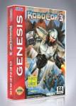 Sega Genesis - RoboCop 3