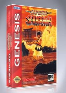 Sega Genesis - Samurai Shodown