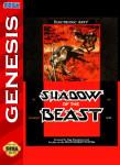 Sega Genesis - Shadow of the Beast (front)