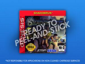 Genesis - Shadownrun Label