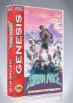 Sega Genesis - Shining Force