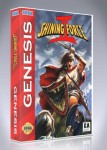 Sega Genesis - Shining Force II
