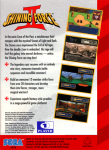 Sega Genesis - Shining Force II (back)