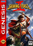 Sega Genesis - Shining Force II (front)