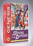 Sega Genesis - Shining In The Darkness