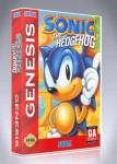 Sega Genesis - Sonic The Hedgehog