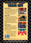 Genesis - Sonic The Hedgehog 2 (back)