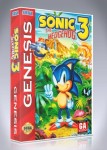 Sega Genesis - Sonic The Hedgehog 3