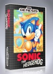 Genesis - Sonic The Hedgehog