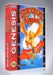 Sega Genesis - Sorcerer's Kingdom