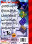 Sega Genesis - Sorcerer's Kingdom (back)