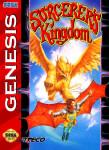 Sega Genesis - Sorcerer's Kingdom (front)