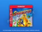 Sega Genesis - Sparkster