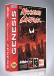 Sega Genesis - Spider-Man Venom: Maximum Carnage