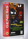 Sega Genesis - Spider-Man Venom: Separation Anxiety